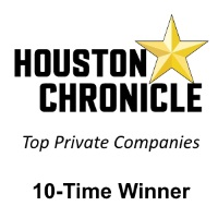 amerisource houston chronicle top private companies 10 time winner