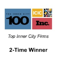 Amerisource ICIC Inc Top Inner City Firms 2 time winner