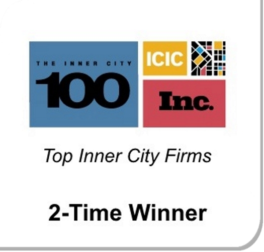 Amerisource Wins Award - The Inner City 100 from ICIC