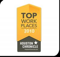 Amerisource Wins Houston Chronicle Top Work Places Award
