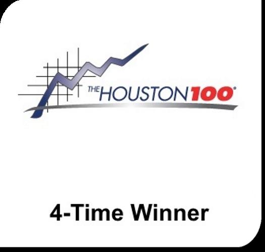 Amerisource Wins Award - The Houston 100