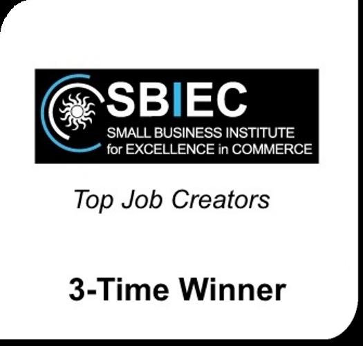 Amerisource wins Award - SBIEC Top Job Creators