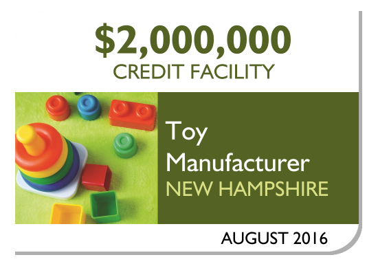 Amerisource Funds Toy Manufacturers