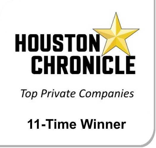 Amerisource Wins Award - Houston Chronicle Top Private Companies